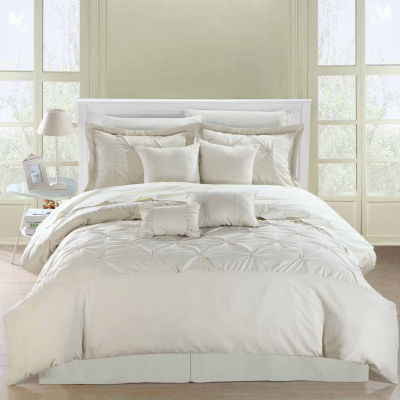 Chic Home Vermont 8-pc. Midweight Comforter Set