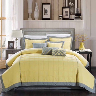 Chic Home Rhodes 8-pc. Midweight Comforter Set