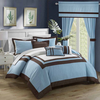 Chic Home Ritz 20-pc. Midweight Comforter Set