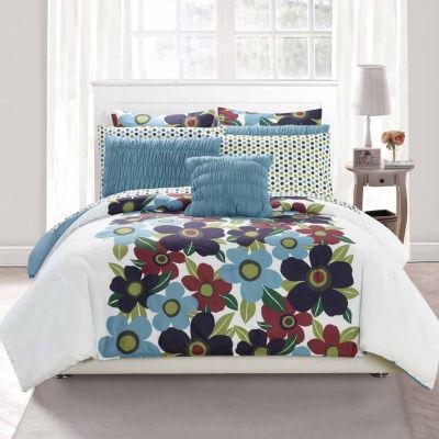 Vera Sue 10-pc. Comforter Set