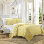 Chic Home Napoli 7-pc. Reversible Quilt Set