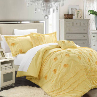Chic Home Florentina 5-pc. Midweight Comforter Set