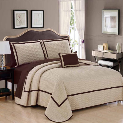 Chic Home Mesa Quilt Set
