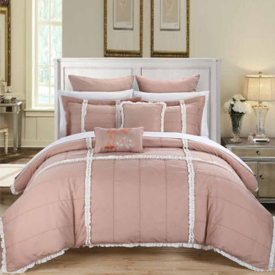 Chic Home Legend 11-pc. Midweight Comforter Set