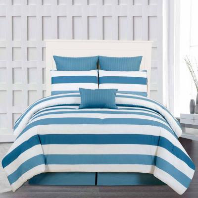 Duck River Darby 7-pc. Comforter Set