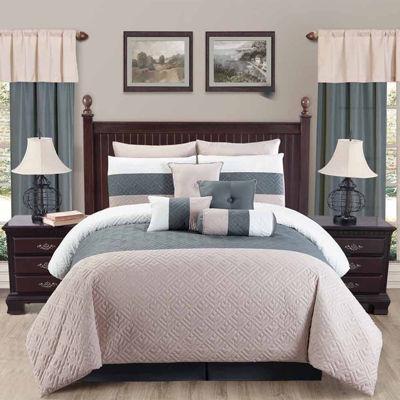 Duck River Somorset Oversized 20pc Comforter Set