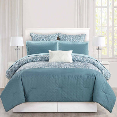 Home Maison Leona 7-pc. Comforter Set