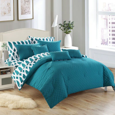Chic Home Holland Midweight Comforter Set