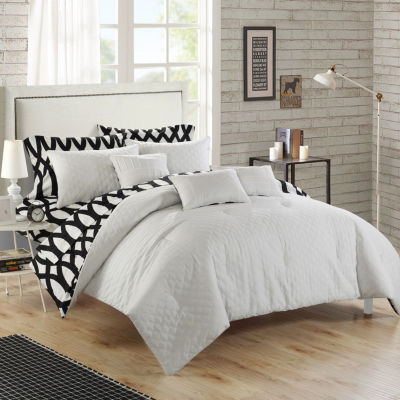 Chic Home Holland 10-pc. Midweight Comforter Set