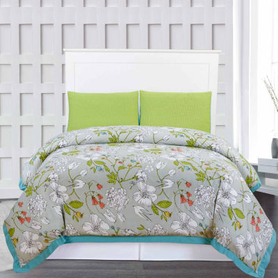 Duck River Dayna 3-pc. Duvet Cover Set