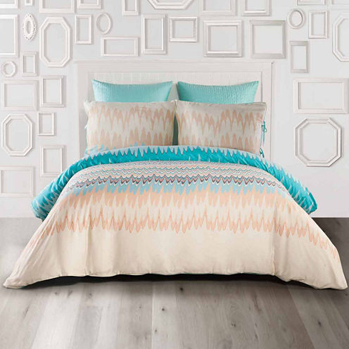 Kensie Ginny 10-pc. Duvet Cover Set