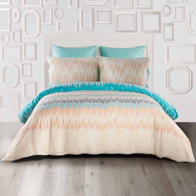 Kensie Ginny 100% Cotton Duvet Set