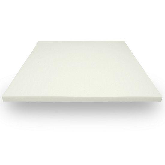 Memory Foam 2-Inch Mattress Topper