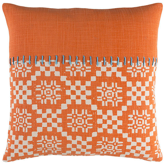 Decor 140 Boscobel Square Throw Pillow