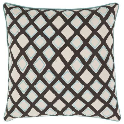 Decor 140 Kinnaird Square Throw Pillow
