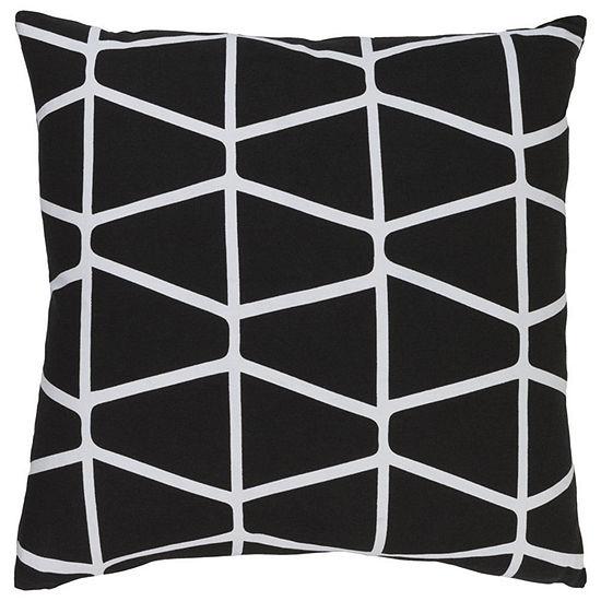 Decor 140 Lanark Square Throw Pillow