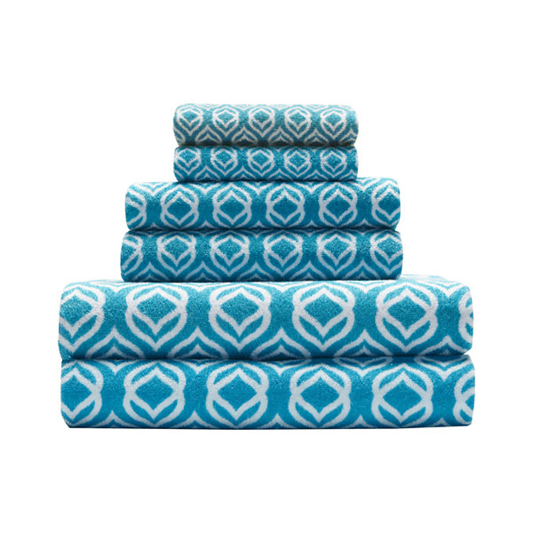Shorecrest Ripple Bath Towel Collection
