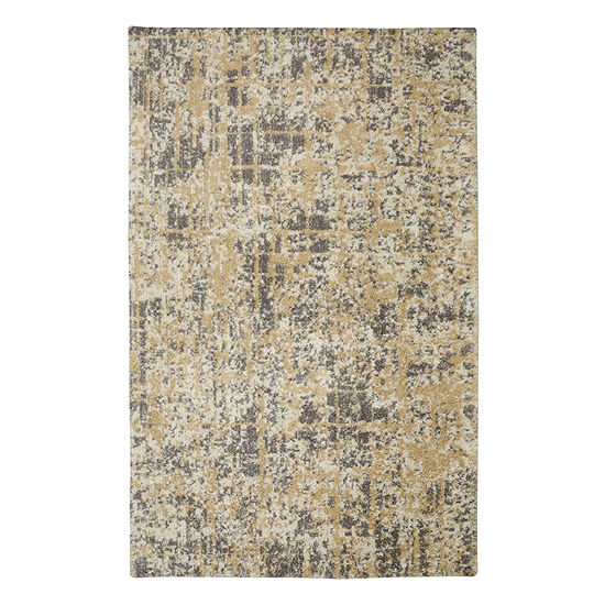 Mohawk Home Abstract Maze Rectangular Indoor Rugs