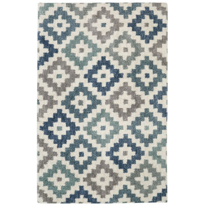 Mohawk Home Diamond Rectangular Rugs