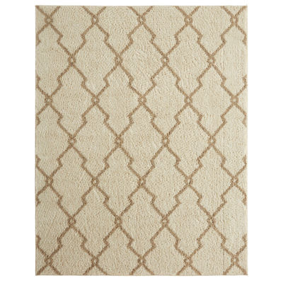 Mohawk Home Interlocked Rectangular Rugs