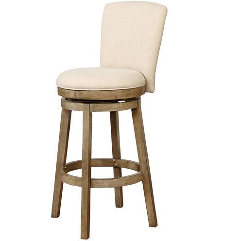 Davis Upholstered Bar Stool
