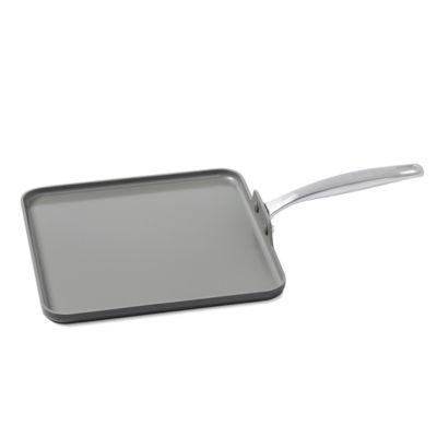 GreenPan Chatham Aluminum Dishwasher Safe Griddle