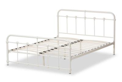 Baxton Studio Mandy Platform Bed