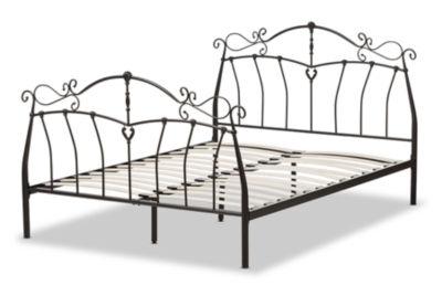Baxton Studio Selena Platform Bed