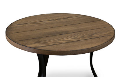 Baxton Studio Newcastle Coffee Table Set