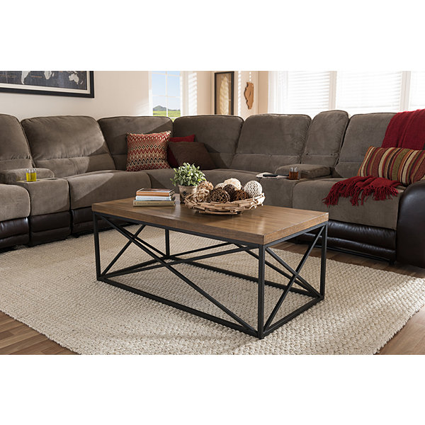 Baxton Studio Holden Coffee Table