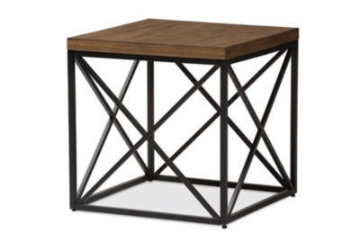 Baxton Studio Holden End Table