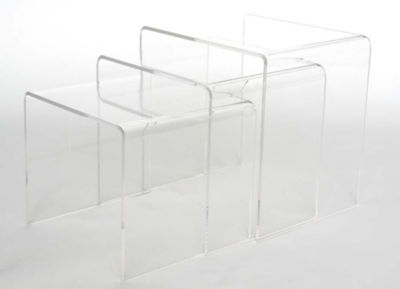 Baxton Studio 3-pc. Nesting Tables