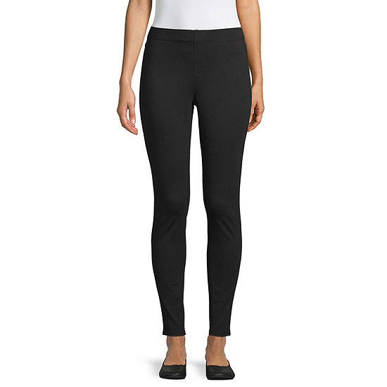 St. John's Bay-Tall Womens Mid Rise Legging