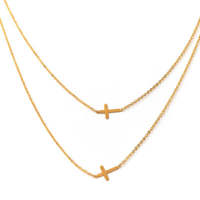 Made in Italy 14K Gold 18 Inch Link Chain Necklace