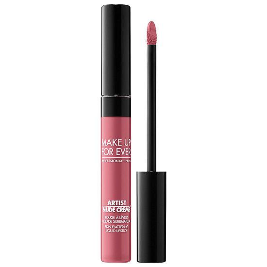 MAKE UP FOR EVER Artist Nude Crème Liquid Lipstick