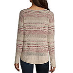 Artesia Womens Crew Neck Long Sleeve Pullover Sweater