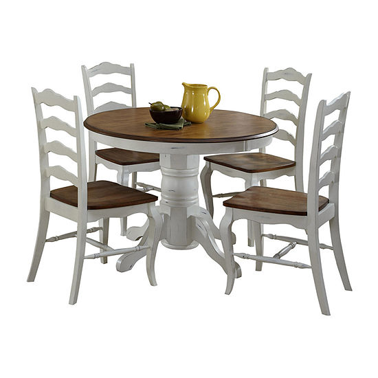 5 Pc French Dining Set