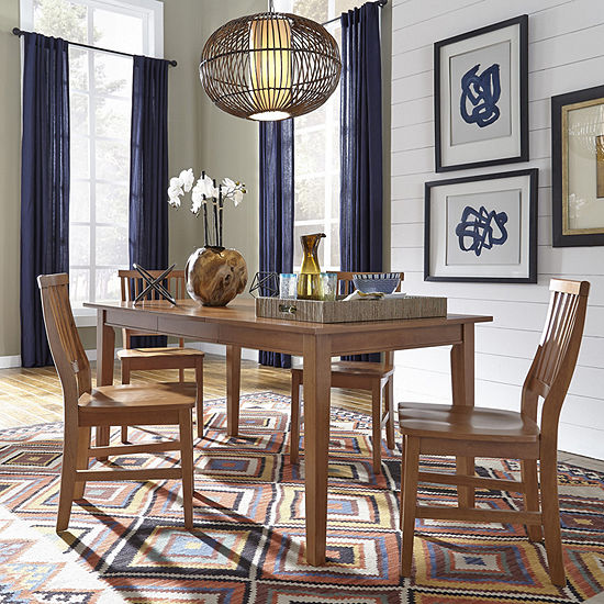 Arts and Crafts 5 Pc Dining Set