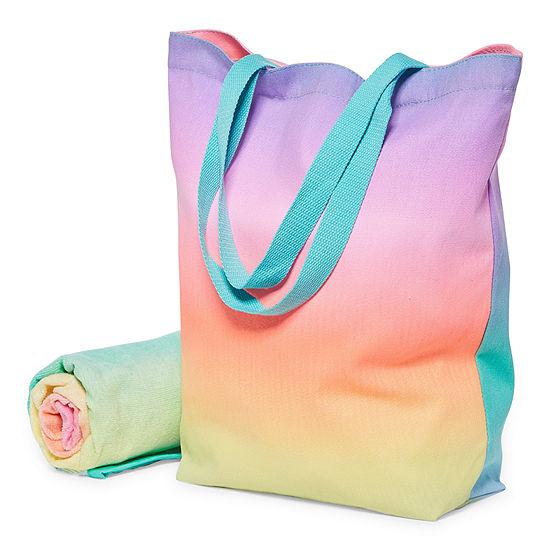 Arizona Girls 2-pc. Beach Bag