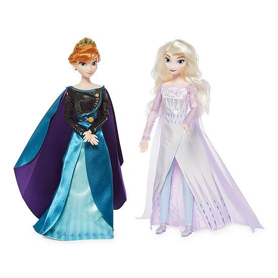 Disney Collection Frozen 2 Queen Anna & Elsa  The Snow Queen