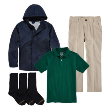 jcpenney.com   Boys School Uniform Outfit - Boys 4-7