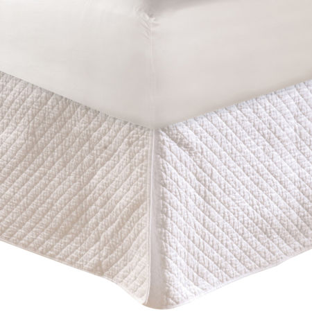 Tailored Bedskirt - JCPenney : quilted bedskirts - Adamdwight.com