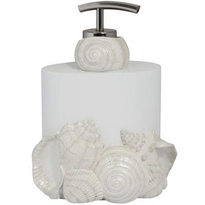 Creative Bath™ Seaside Soap Dispenser