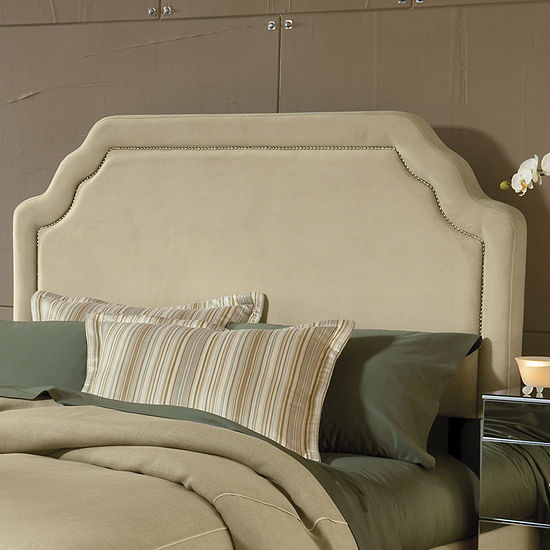 Kendale Upholstered Headboard with Nailhead Trim