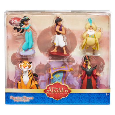 Disney Collection Aladdin Figurine Play Set