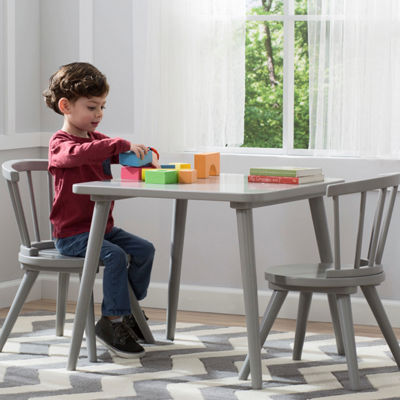Delta Children Windsor Table and Chair Set