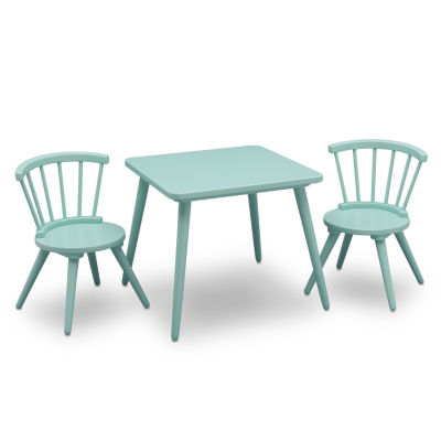 Delta Children Windsor Table and 2-Chair Set