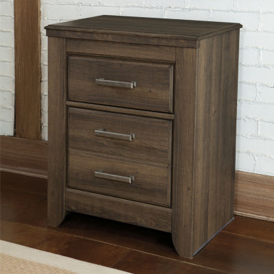 Signature Design by Ashley® Juararo Two-Drawer Nightstand