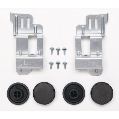 "GE® 24"" Washer/Dryer Stack Bracket Kit"