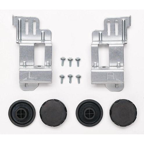 "GE® 24"" Washer/Dryer Stack Bracket Kit"
